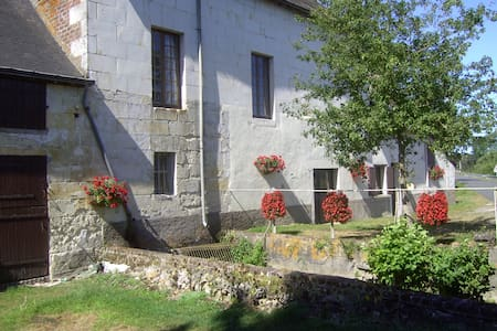 Watermill B&B Le Moulin St Blaise - Chahaignes - Bed & Breakfast