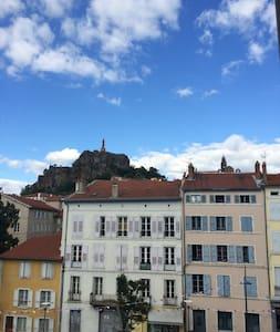 Studio tout neuf, à 2 min de la Cathédrale (1) - Le Puy-en-Velay - 아파트