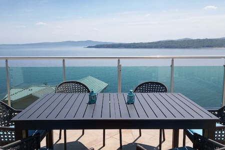 Panorama Pontica Penthouse «Martin» great seaview