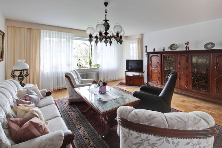 chic-relaxed in Munich's environs  - Wolfersdorf - Appartement
