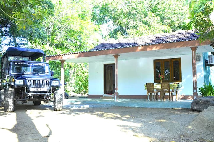 Baddegedara - Udawalawa - Bed & Breakfast