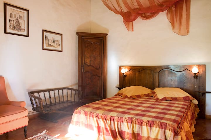 la chambre « Safran »  - Languedoc-Roussillon - Bed & Breakfast