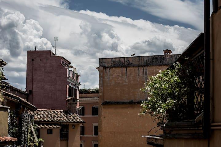 Da Vince a Trastevere Roma