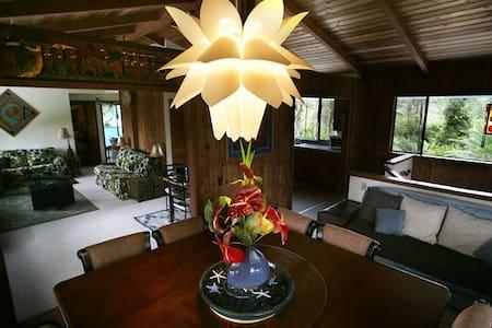 HawaiianJungleHangout - Keaau - Haus