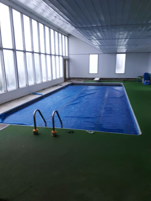 Our pool open from approximately May to September