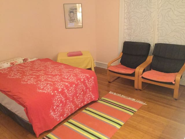 Close to UPenn - Beautiful Room in University City - Philadelphia - Huis