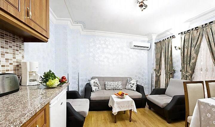 Sultanahmet-Istanbul, Sarnic Suite