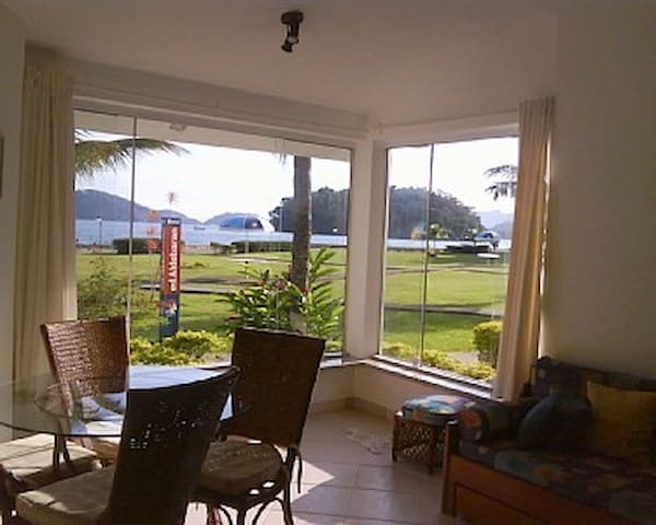 Apartment from 40 m the beach. - Angra dos Reis - Appartement