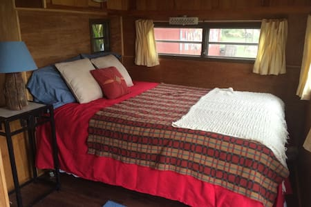 Eco-friendly farm get-away - East Amwell Township - Karavan