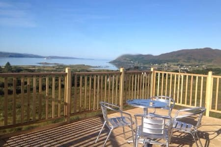 TORR SOLAIS COTTAGE  Spectacular Sea Views