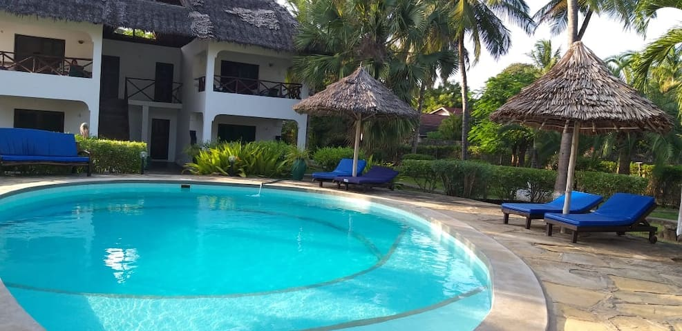 1 bedroom Diani Beach Serviced Apartment