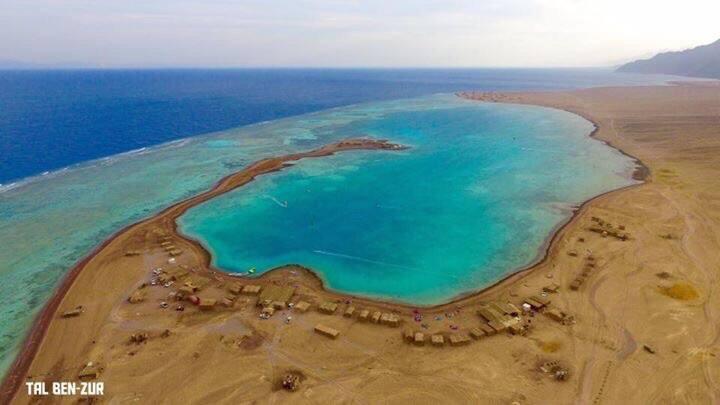 Blue lagoon camp