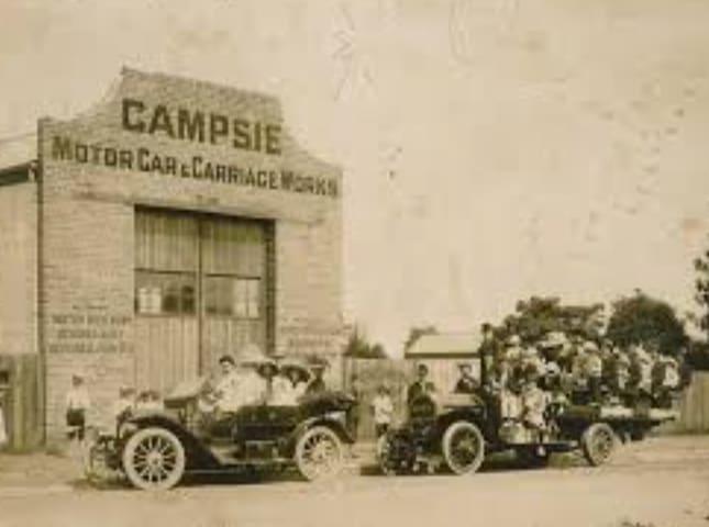 Guidebook for Campsie