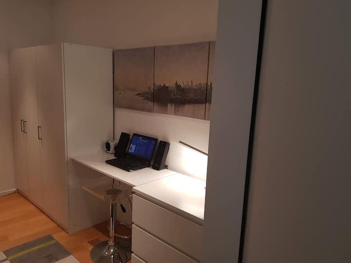 Modern Swiss Apartment between Zürich and Basel