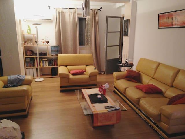 Appartement sur les champs -elyesée d'Alger