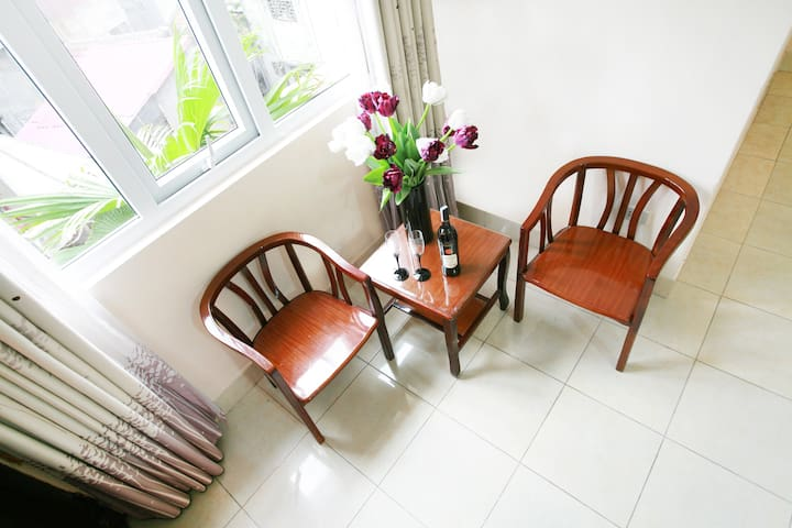 Dreamy Room for 3 in Old Quarter of Hanoi - Hàng Trống - Appartement