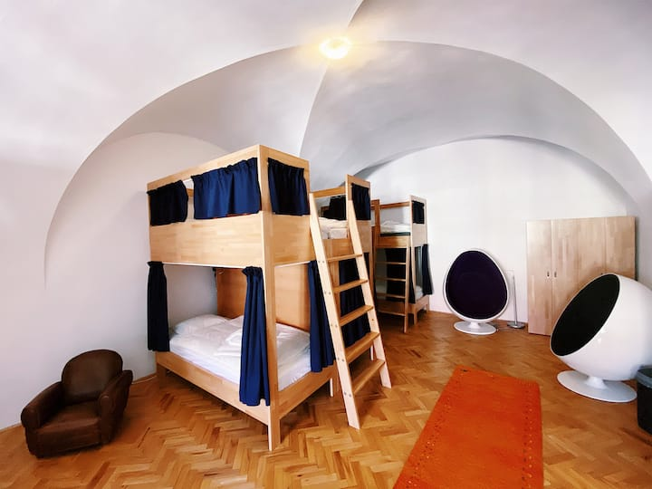 Hlavna100, Shared dorm 10 beds