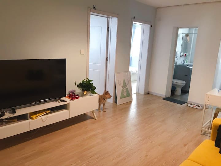 Bright, Comfortable Room in Pudong. Close to Metro
