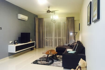 Clean & Confortable Double bedroom - Bukit Mertajam - Osakehuoneisto