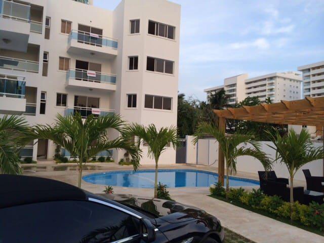 Luxurious getaway apt Juan Dolio - Juan Dolio - Apartment