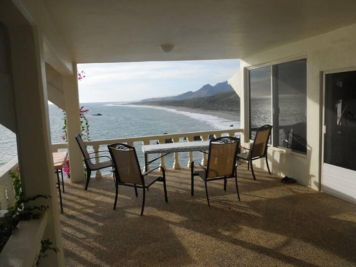 Beach Villa with 4 separate rentals