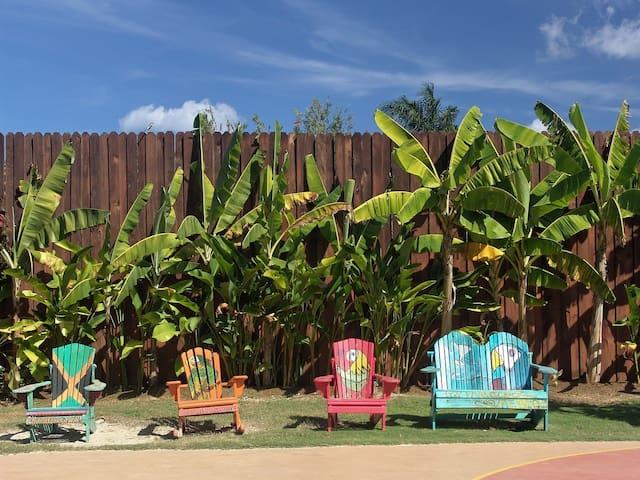 Jamaica Luxury Country home - 2 Bedroom Oceanview
