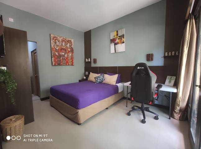 1 BR in Modern Villa in Local Area [Scooter Incl.]