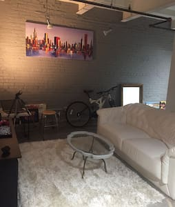 Artist Loft in Historic Brewhouse - Pittsburgh  - Διαμέρισμα