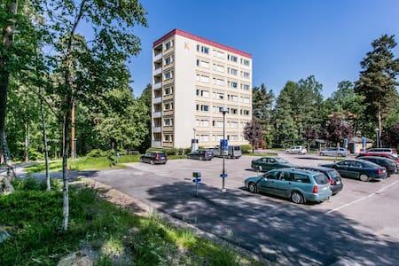 Cozy 3-bedroom apartment - Falun - Lejlighed