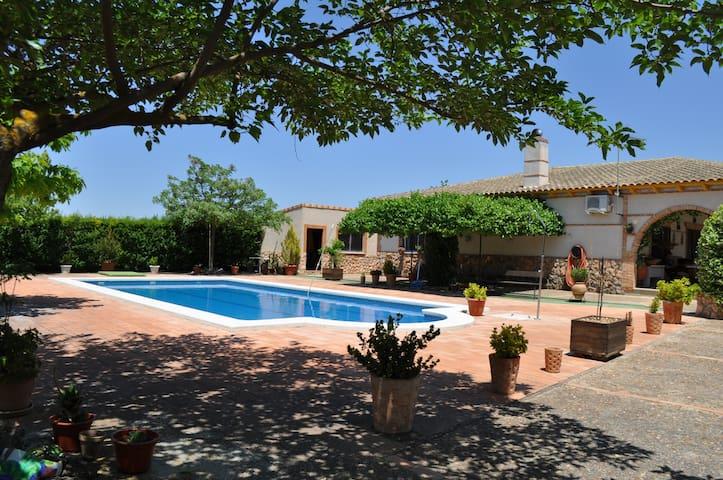 Casa de Campo La Manchuela, Daimiel