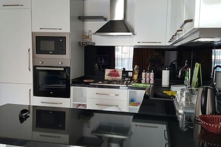 Квартира в комплексе класса люкс - Alanya Tosmur Belediyesi