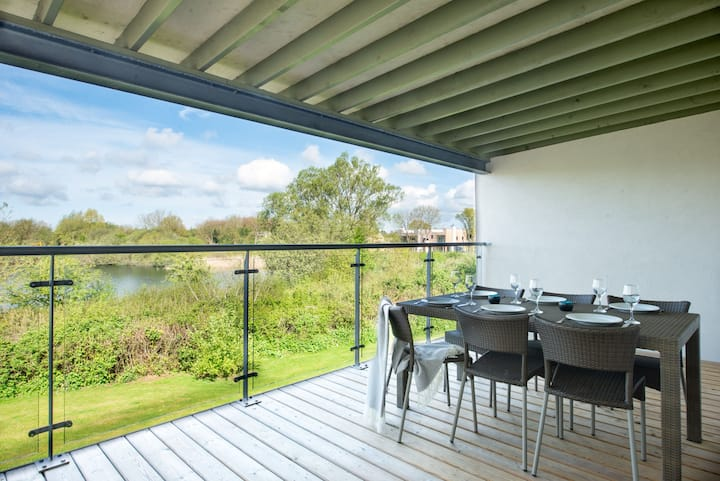 Wigeon, Luxury Spa, Nature Reserve, Family Friendly, Lower Mill Estate