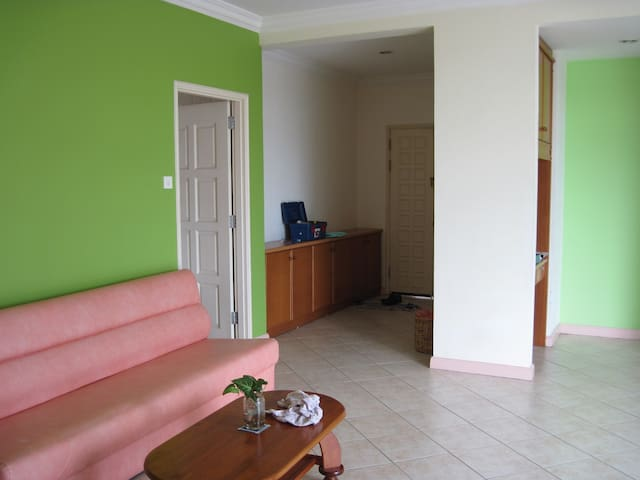 Apartment by the park. - Kuching - Condo