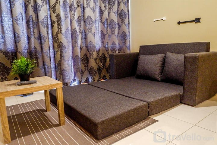 3BR with Outdoor Pool Grand Palace Kemayoran Apt