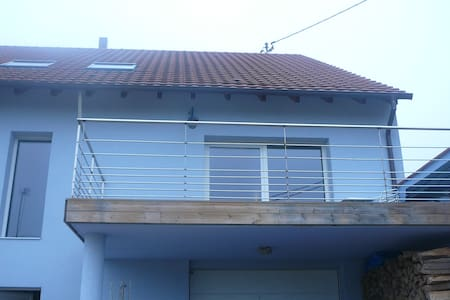 Appartement de vacances - Marlenheim - Hus