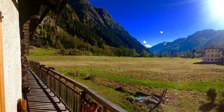 Dream holiday apartment on the Italian Alps