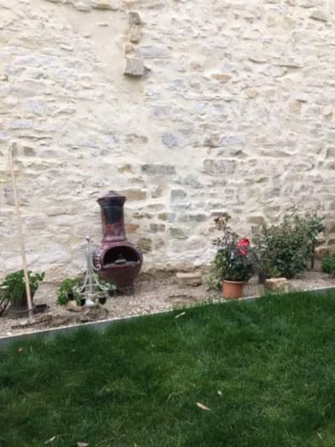 Charmant appartement avec jardin