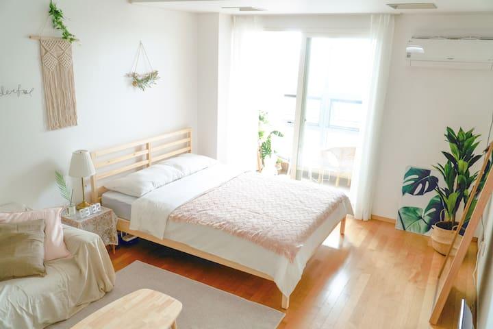[NEW house PROMO] 30sec Gongdeok stn Near Hongdae