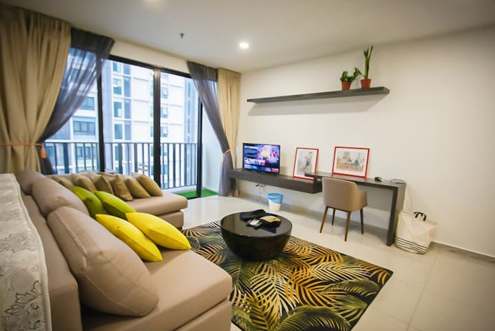[OFFER] SmartHome 2 bedroom for big family @ICity
