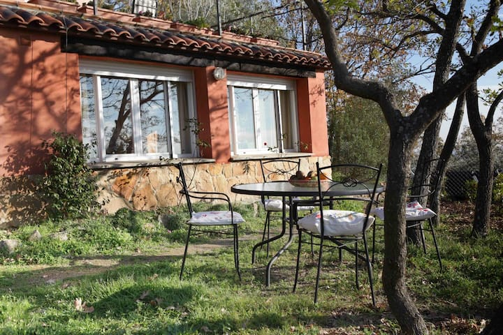 private double room with bathroom - Candeleda - Chalet