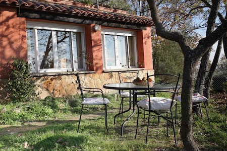 private double room with bathroom - Candeleda