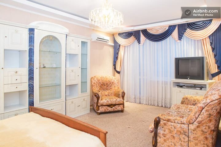 Apartment for rent in Kiev, Obolon - Kiev - Apartment