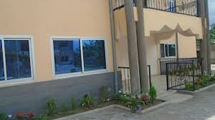 """Historic & Charming Apartment in Buea"""