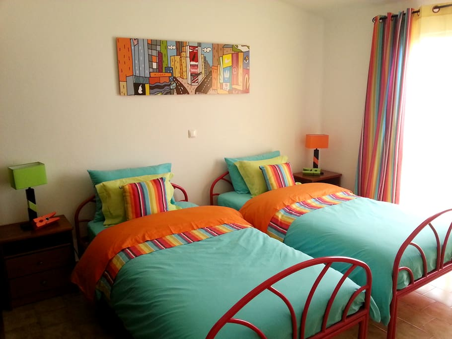 POPart bedroom for kids and grown-ups