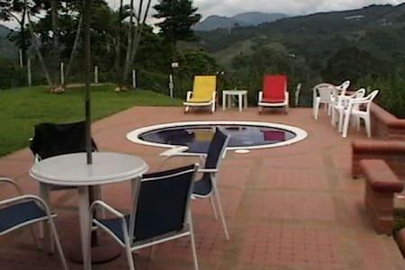 FINCA COROCORA - Chinchiná - Kisház