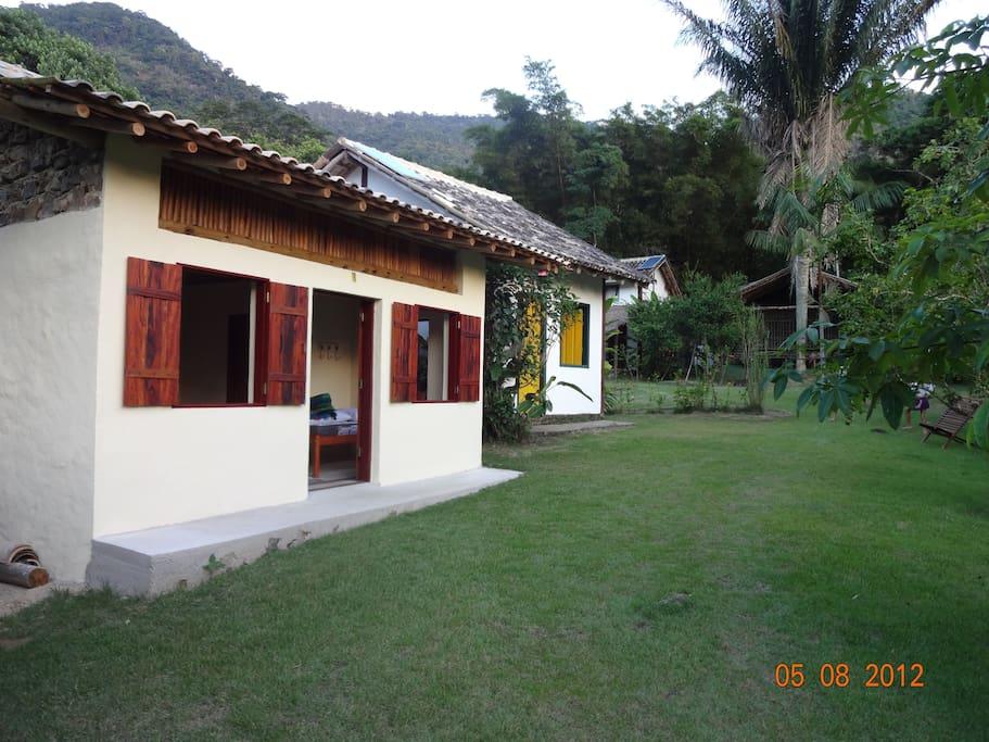 Vila do Teteco Ecopusada Chalés
