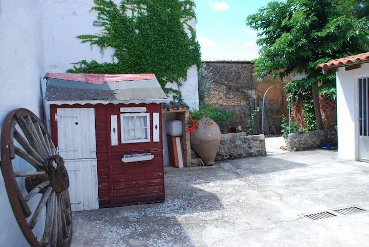 Casa rural, La Casita de Alejandra