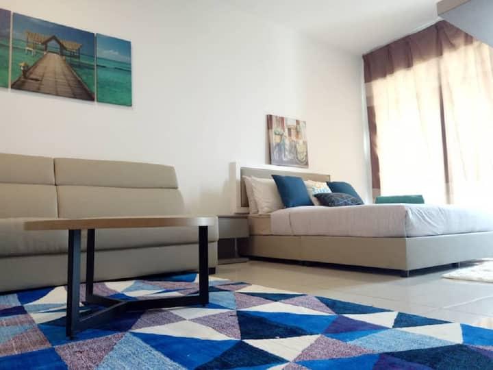 Bangi Evo Home Pool View Studio 2