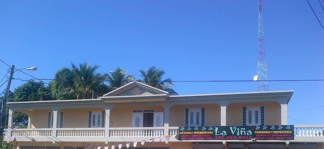 Chalet La Vid - Near Rincon - Anasco - 家庭式旅館