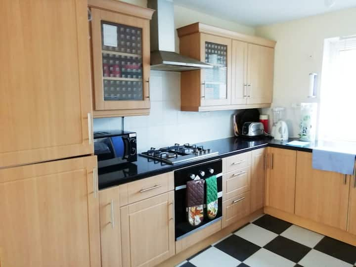 1 bed flat in Manchester near city centre